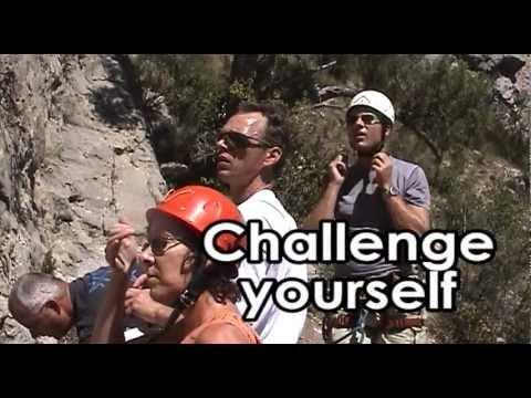 Mindfulness - Via Ferrata - France - Yoga - Outdoor activities