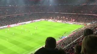LUKEBAKIO TOR IN DER NACHSPIELZEIT | FC Bayern München - Fortuna Düsseldorf 3:3|24.11.2018