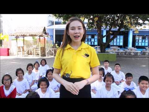 ปุ้ม ประภัสสร รอดเรือง คลิปแนะนำตัวสมัครสายการบินไทยสมายด์