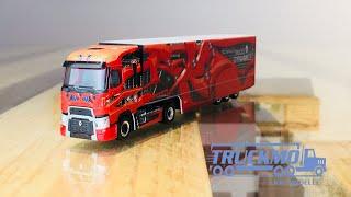 Tour de Dynamics Renault Deutschland Promotion Truck 310796 Herpa