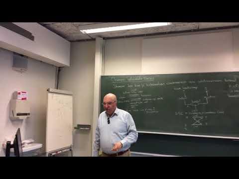 Fysica van Energie College 9 voor de pauze