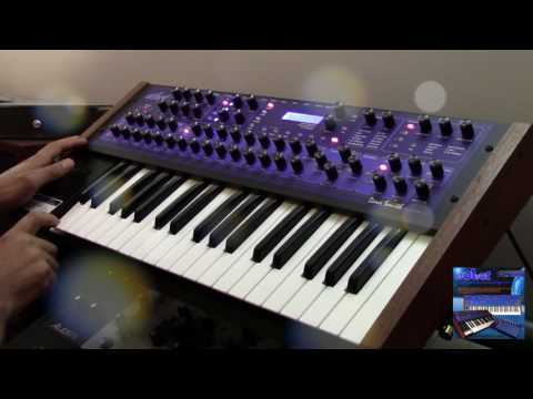Evolver Classic sounds and sequences Vol 1