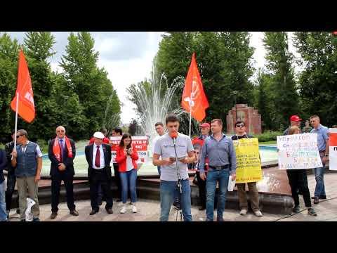 Выступление кандидата в депутаты Государственного Совета Татарстана Виноградова С.Н