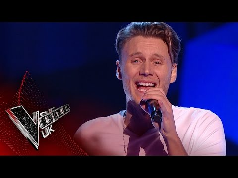 Charlie Drew performs 'One Dance': Blind Auditions 2 | The Voice UK 2017