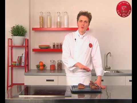 Technique de cuisine cuire une viande rouge youtube for Technique de cuisine
