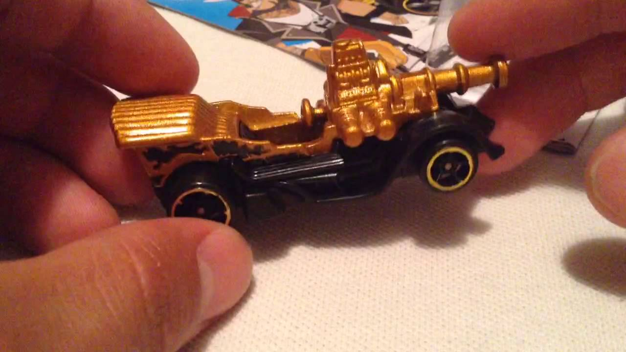 Hot Wheels Grease Rod (Team Hot Wheels Build the Epic Race!)