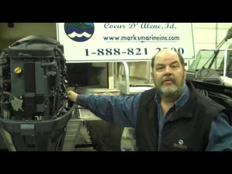 Yamaha Outboard Routine Maintenance Tips by Mark's Marine