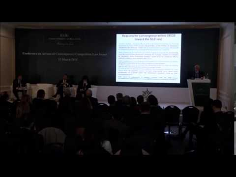 Frédéric Jenny on Competition Law Convergence in Merger Control (comments by Gönenç Gürkaynak)