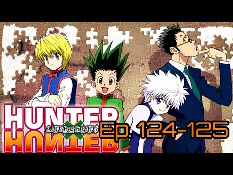 "Hunter x Hunter Ep. 124-125 ""Breakdown×And×Awakening""&""GreatPower×And×UltimatePower"" Reaction"