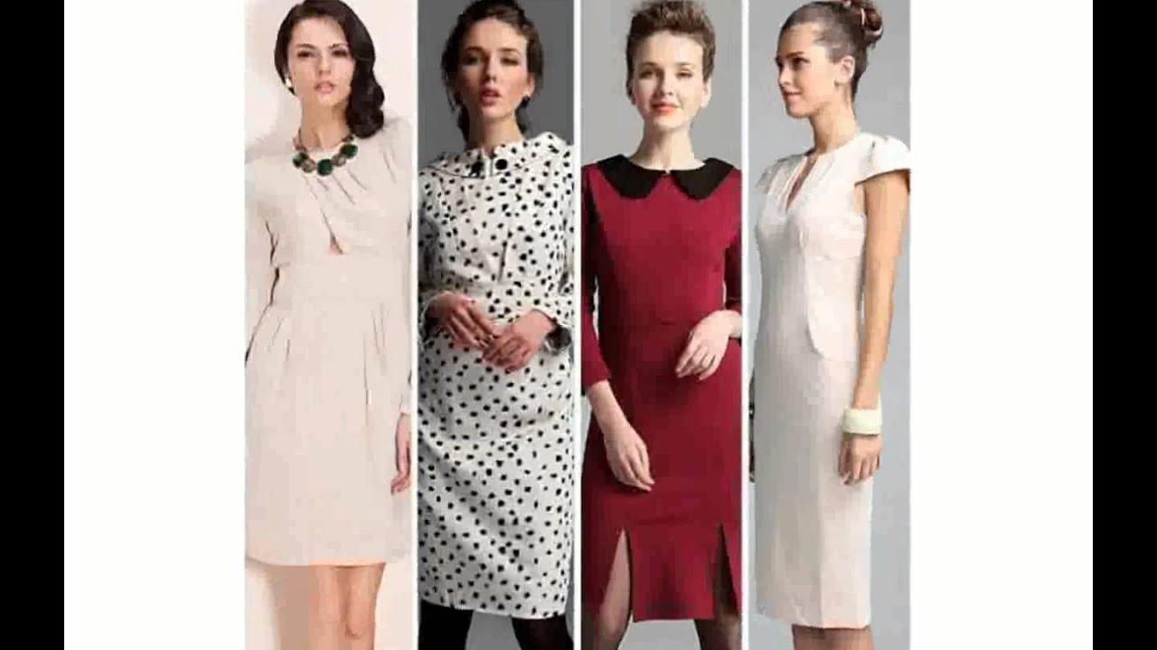 Платья фасоны повседневные