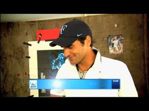 Nadal, Federer Art Of Tennis In ATP World Tour Uncovered |