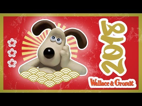 Year of the Dog - Wallace & Gromit