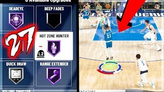 NEVER MISS ANOTHER JUMPSHOT AGAIN!! NBA 2K20 MyCAREER - Deadly Shooting Badge Upgrade Ep. 27