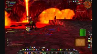 World of Warcraft Cataclysm gameplay - Ragnaros returns