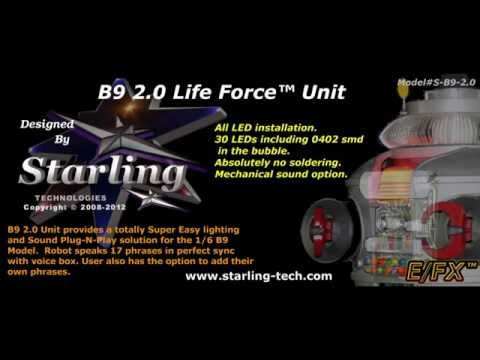 B9 2.0 Life Force Unit Plug N Play Kit