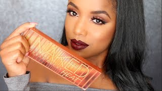 Urban Decay Heat Collection Review + Tutorial | Ellarie