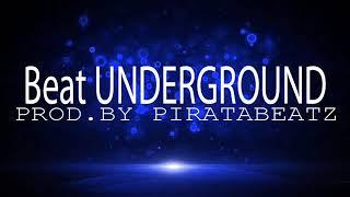 Beat Underground Rap - Instrumental 2019 - By Piratabeatz