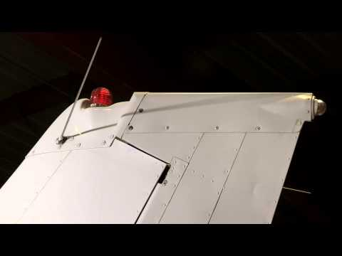 C 172:Vertical Stabilizer and RudderDraft
