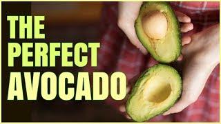 How to Pick a Ripe Avocado