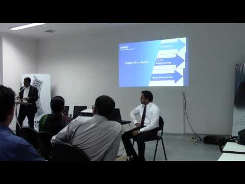 TAX  WORKSHOP by KPMG part-1