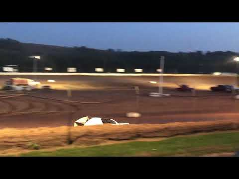 Chad Roush Qualifying Midway Speedway 10/5/2019