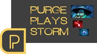 Dota 2 Purge plays Storm - replay