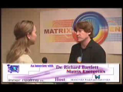 Matrix Energetics Interview mit Richard Bartlett Gründer von Matrix Energetics, Berlin