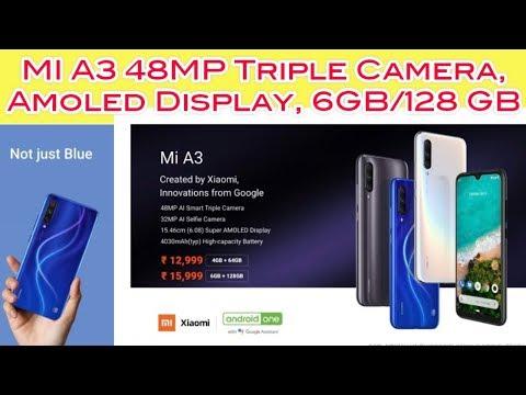 Mi A3  Xiaomi A3  Best Smartphone 2019  Android One  13K  Smartphone  Rajtecinfo  Tamil