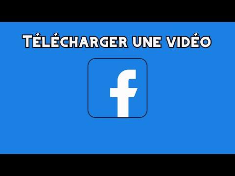 ► Comment télécharger une vidéo et la convertir de Facebook ?