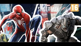 Spiderman PS5 Gameplay - Part 1
