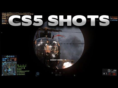 GREATEST CS5 SHOTS OF ALL TIME - Battlefield 4