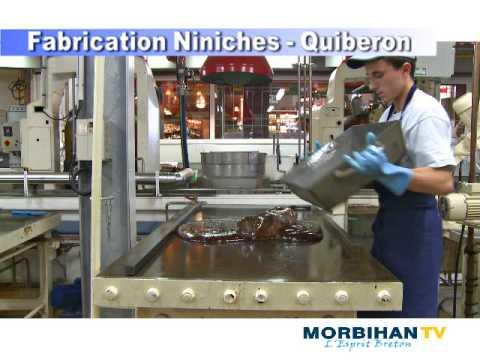 Fabrication de Niniches - Quiberon
