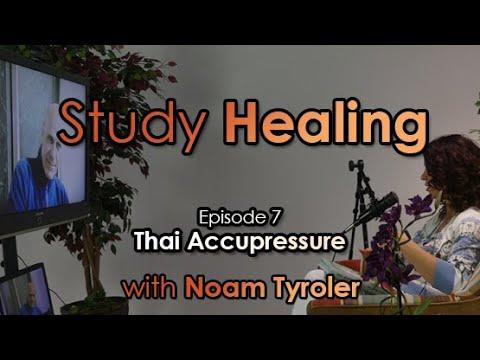 Thai Accupressure with Noam Tyroler