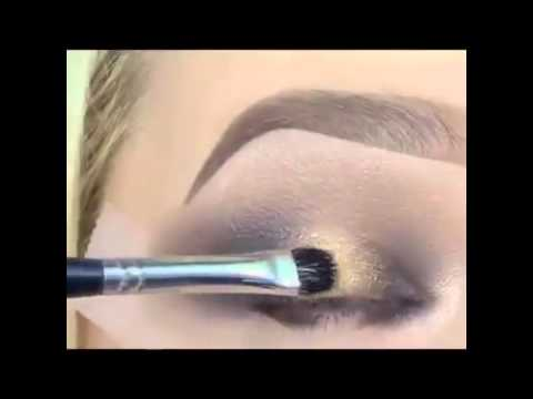 How to learn eye makeup