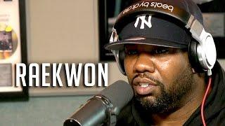 Raekwon talks Relationship w/ Drake & Wu Tang + New Album!