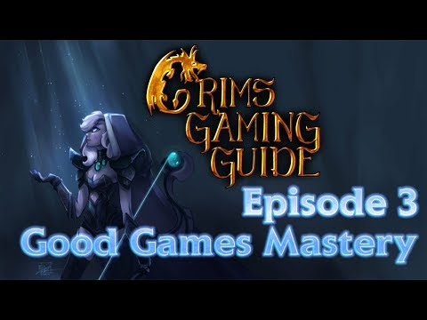#RPG #TTRPG Grim's Gaming Guide 3 - Be a Better GM