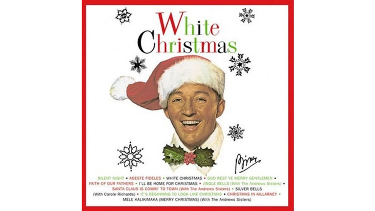 Bing Crosby Christmas Album.Bing Crosby White Christmas Kaskade Mix
