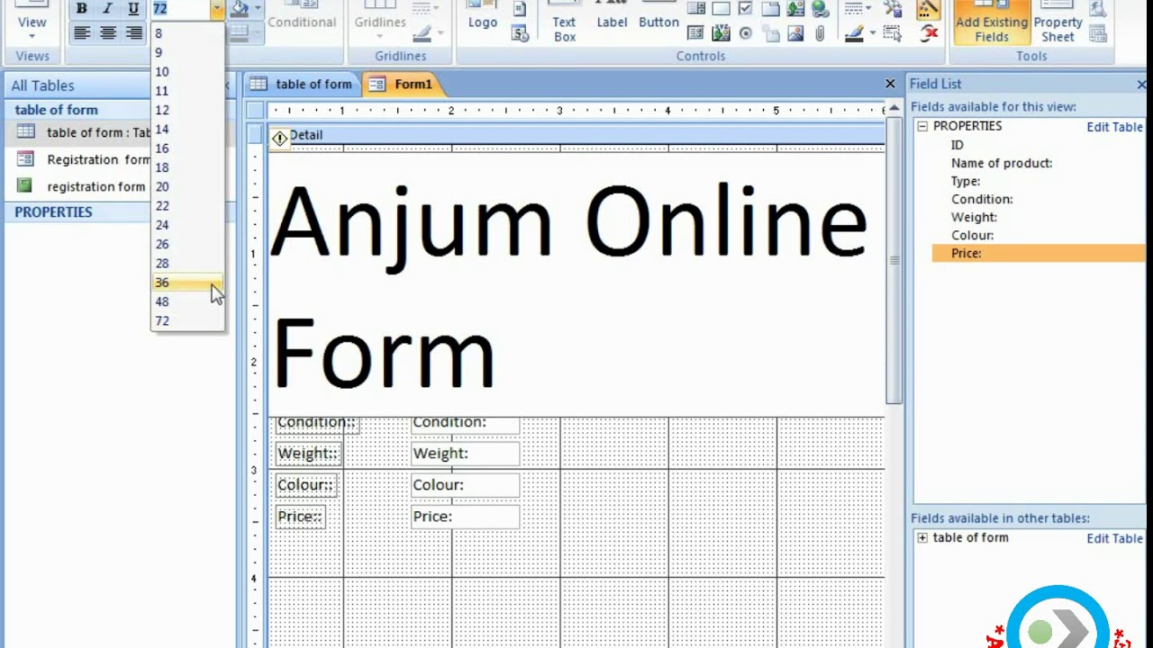 How to Create Modal Dialog Form in Microsoft Access