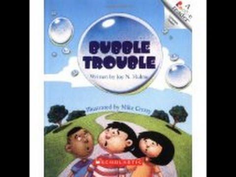 Bubble Trouble by Joy N. Hulme