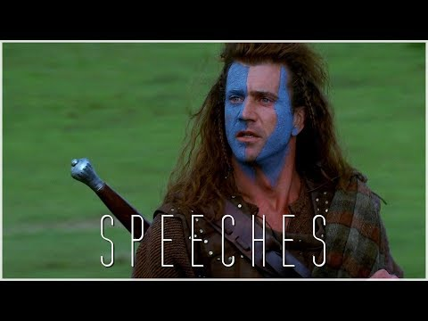 Speeches | Braveheart : William Wallace