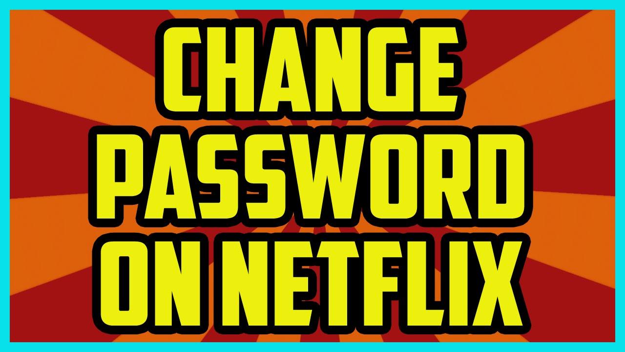 Netflix-Familieneinstellungen Passcode