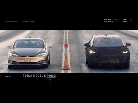Thumbnail: Faraday Future FF91 vs Tesla Model S vs Ferrari 488 GTB vs Bentley Bentayga