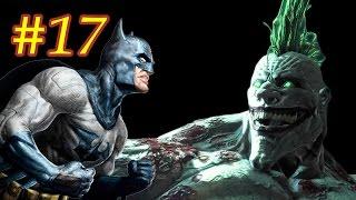 Прохождение Batman Arkham Asylum часть 17 ФИНАЛЬНЫЙ БОСС - ДЖОКЕР