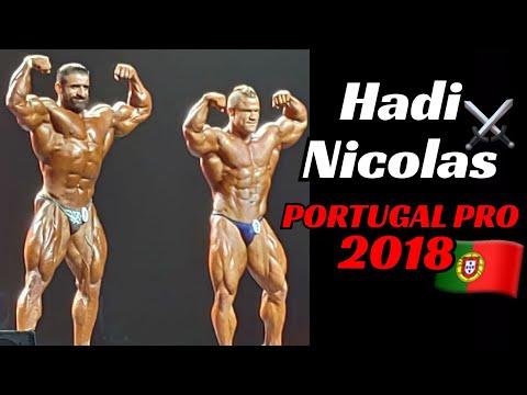 Hadi Choopan vs. Nicolas Vullioud - Portugal PRO 2018