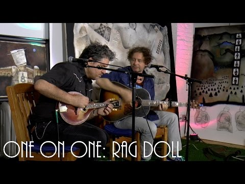 ONE ON ONE: James Maddock & David Immerglück - Rag Doll October 19th, 2016 Outlaw Roadshow Session
