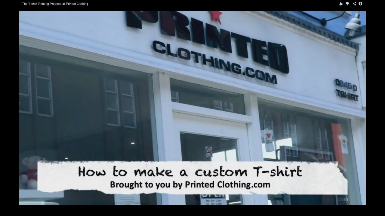 Custom T Shirt Maker Near Me Custom Shirt
