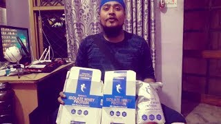 Rektron Whey protein Isolate ll High Quality Whey Protein Isolate ll Review & unboxing ll