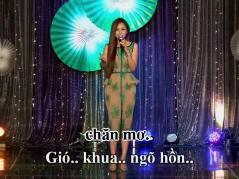 Đại Lộ Hoàng Hôn (Y Vân) - Vương Dzung (Karaoke)