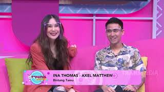 Ayu Ting-Ting Sampe Kagum Sama Suaranya, Enak Didenger! | Best Moment Brownis (6/8/20)