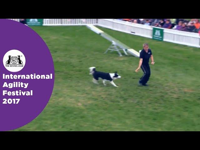 Olympia Quarter Final - G6-7 Senior Agility Part 4 | International Agility Festival 2017